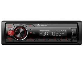 Auto Radio Pioneer MVH-S215BT con Bluetooth USB - Negro