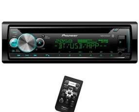 Auto radio Pioneer DEH-X5000BT Bluetooth USB - Negro