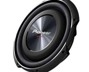 Amplificador Woofer Pioneer TS-W3002S4 1500W - Negro