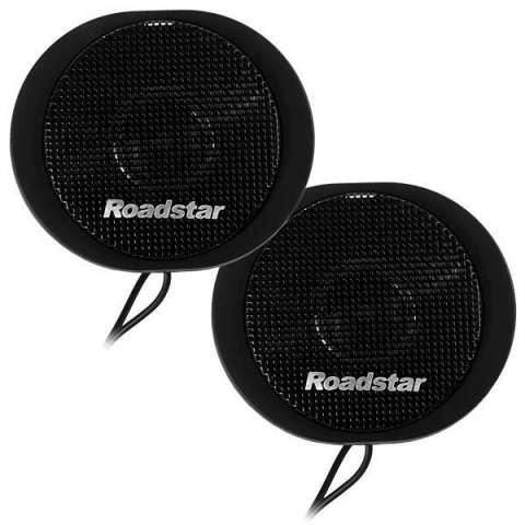 Tweeter Roadstar RS-300T de 360 Watts RMS - Negro