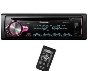Autoradio Pioneer DEH-S2050UI con USB FM - Negro