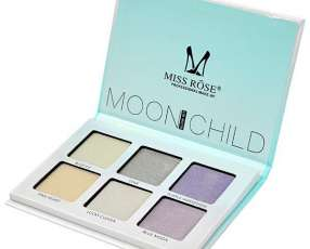 Iluminador para Rostro Miss Rose Moon Child - Cor 02