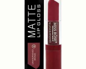 Gloss Miss Rose Matte 7701-026M - 16 Lana Burnished Bronze