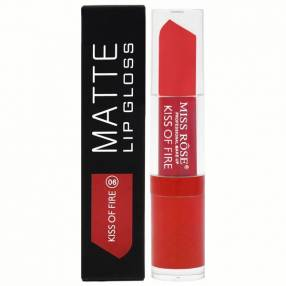 Gloss Miss Rose Matte 7701-026M - 06 Kiss of Fire