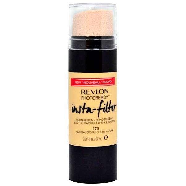 Base Revlon PhotoReade Insta-Filter 27 ml - 175 Natural Ochre - 0