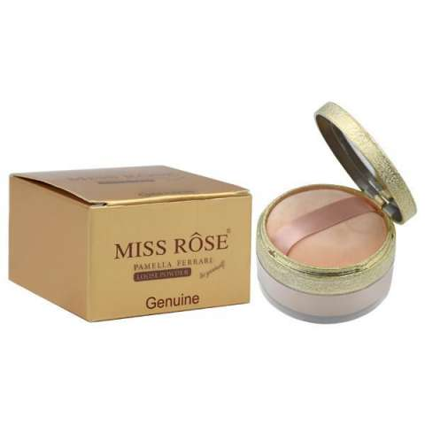 Polvo Facial Miss Rose Pamella Ferrari 7003-046P1 - Genuine