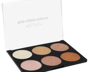 Paleta de Iluminador Miss Rose Glow Kit 7003-025 - Cor 02