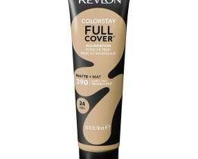 Base Revlon ColorStae Full Cover 30 ml - Matte Earle Tan 390