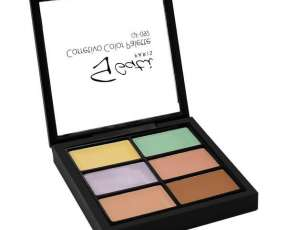 Paleta de corrector Gati Paris GF-092 Kit 6 colores