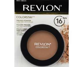 Polvo Facial Revlon ColorStae Pressed Powder - 850 Medium Deep