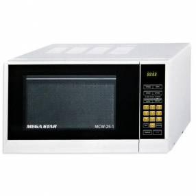 Microonda Megastar MCW-25-1 900W 25 Litros 110V ? Blanca