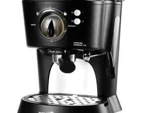 Cafetera Britania Expresso 15B 1.000 watts con Vaporizador 127V~60Hz - Negra