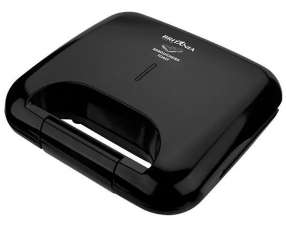 Sandwichera britania Toast BGR02P 750 watts 127V ~ 60Hz - Negra