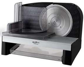 Moledor rallador y rebanador 150 watts con Lámina en Acero Inoxidable 220V~60Hz - Negro|Gris