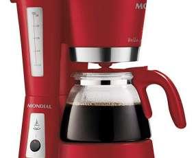 Cafetera Mondial Bella Arome 26 C26 con Sistema Corta-Pingos 220V - Rojo