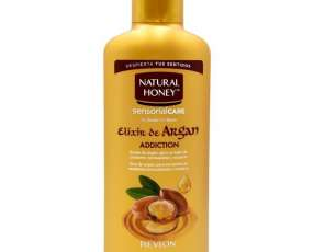 Gel deBaño Natural Honee Elixir de Argan Addiction 650 ml