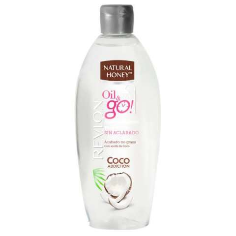 Óleo Corporal Natural Honee Oil & Go Coco Addiction de 300 ml