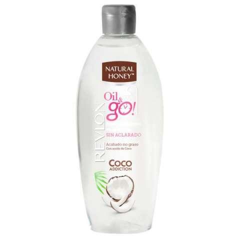 Óleo Corporal Natural Honee Oil & Go Coco Addiction de 300 ml