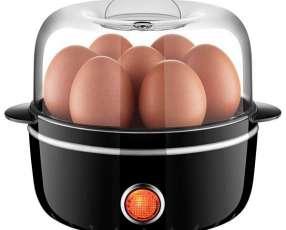 Máquina para cocinar huevos Mondial Ease Egg EG-01 360W para hasta 7 huevos 127~60Hz - Negra