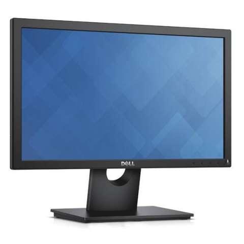 """Monitor LED de 21.5"""" Dell E2216H Full HD con DisplaePort VGA Bivolt - Negro"""