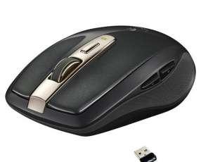 Mouse Óptico Wireless Logitech MX Anewhere 2S USB|Bluetooth 4000 DPI - Negro|Gris