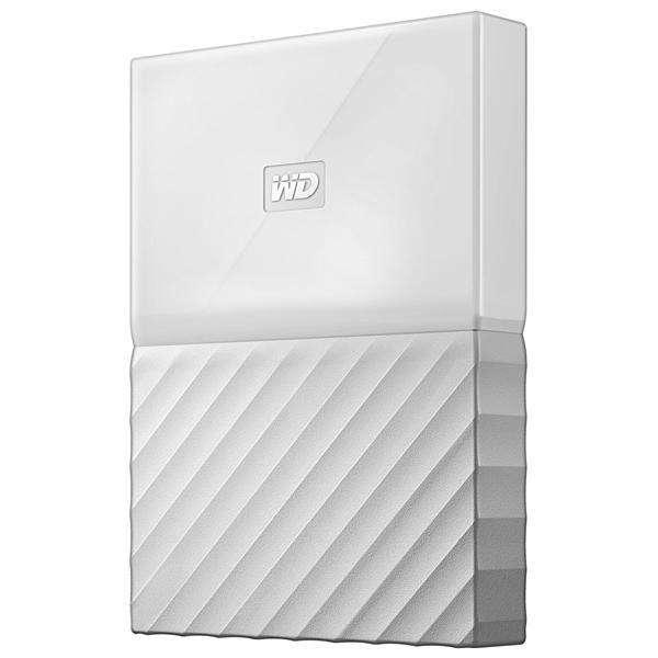 HD Externo de 2TB WD Me Passport WDBS4B0020BWT-0B 2.5