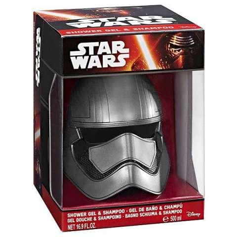 Gel de Baño Air Val Disnee Star Wars Captain Phasma 500 ml
