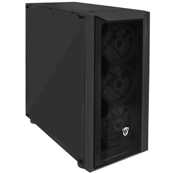 Gabinete Satellite K-381 Suprene Tower - Negro - 0