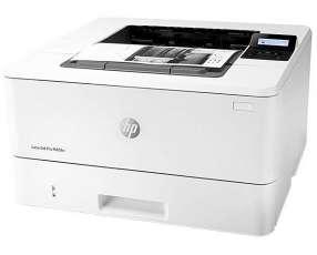 Impresora HP LaserJet Pro M404n con LAN 110V - Blanca