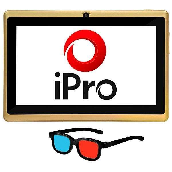 Tablet IPRO MEGA7 Wi-Fi 8GB de 7.0
