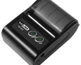 Impresora Térmica Go Link GL033 con Bluetooth Bivolt - Negra