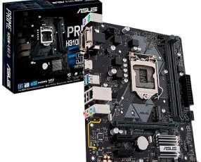 Placa Madre Asus Prime H310M-K R2.0 Socket LGA 1151 - hasta 2 DDR4