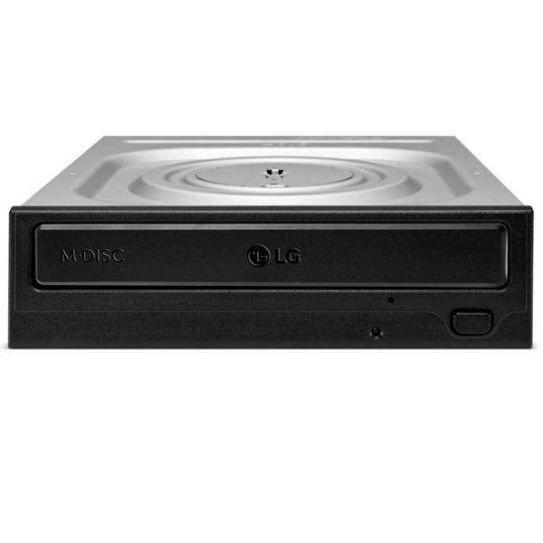 Grabador y Reproductor de DVD LG GH24NSC0 - Negro - 0