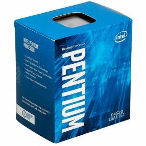 Procesador Intel Pentium G4520 Dual Core de 3.6GHz con Cache de 3MB