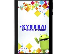 Tabletas Hyundai Maestro Tab HDT-7435G4 Dual SIM 8GB de 7.0