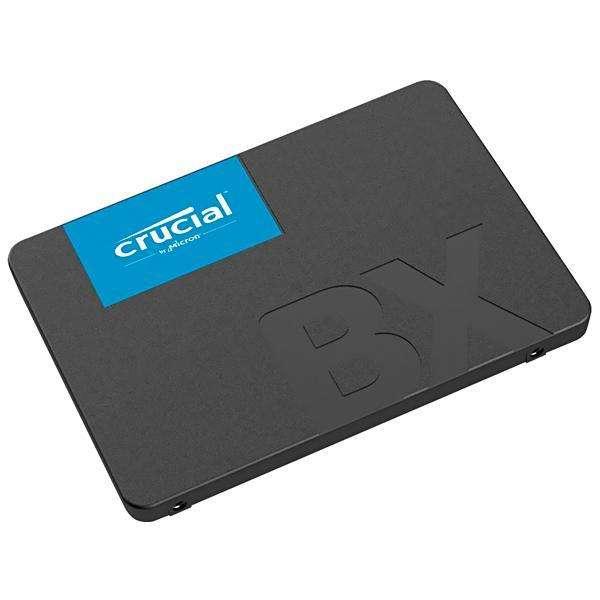 SSD de 120GB Crucial BX500 CT120BX500SSD1 540MB s de Leitura - Negro - 0