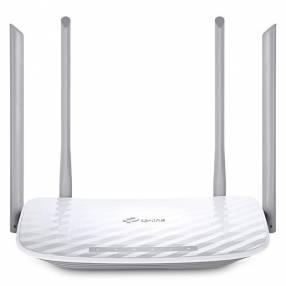Router tp-link Archer C50 AC1200 300 + 867 Mbps 4 Antenas - Blanco