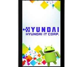 Tabletas Hyundai Maestro Tab HDT-7427G+ Dual SIM 8GB Tela 7.0