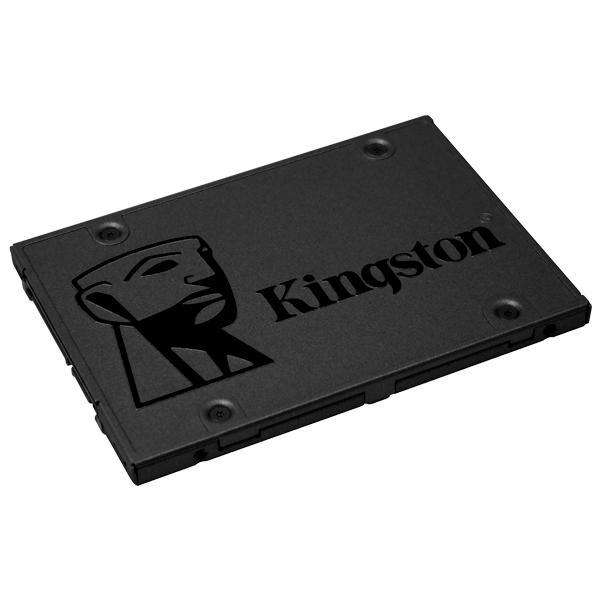 SSD 240GB Kingston A400 SA400S37|240G 500MB|s de Leitura - Gris - 0
