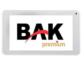 Tablet BAK Transformer Plus 8GB Tela de 7.0