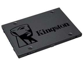 SSD 120GB Kingston A400 SA400S37|120G 500MB|s de Leitura - Gris
