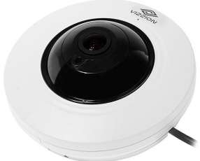 Cámara de Vigilancia CFTV VIZZION VZ-FHIT-FITS Lente Olho de Peixe 1.1 mm - Blanca