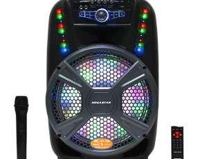 Parlantes Karaoke MegaStar SPA-129BT 12