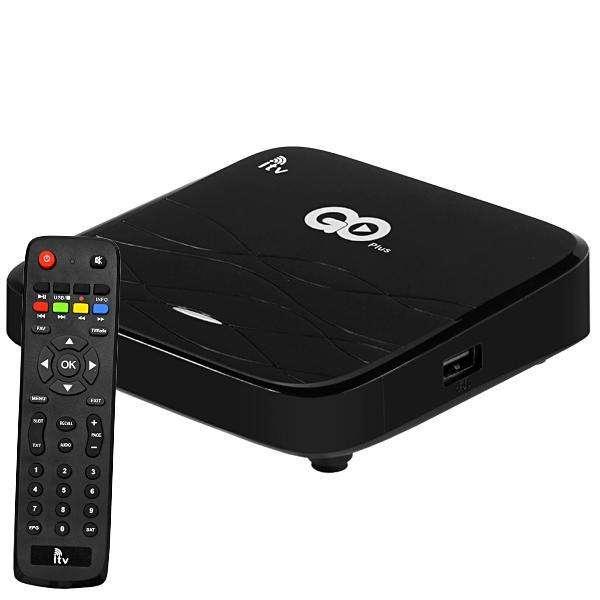 Conversor de TV Digital GO Plus HDMI USB - Negro - 0