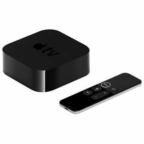 Apple TV 4ª Geração MR912LZ|A A1625 Full HD con 32GB|HDMI|USB - Negro