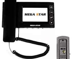 Portero Megastar DP-437 Tela 3.4