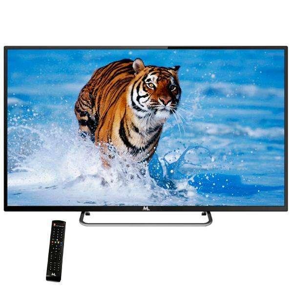 """TV LED de 32"""" Mtek MK32CN1NB HD con HDMI USB Conversor Digital - 0"""