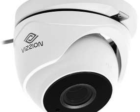 Cámara de Vigilancia CFTV VIZZION VZ-DH1T-IT3Z Lente 2.8 - 12 mm - Blanco