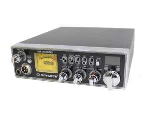 Radio PX Voeager VR-7000MK ll 271 Canales - Plateado