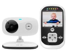 Baby call Digital Motorola MBP-662 Wi-Fi 2.4GHz de 2.4